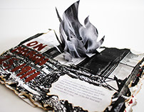 Triangle Shirtwaist Factory Fire Pop-Up Zine