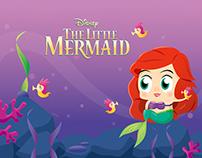 Little Mermaid (skullington structure)