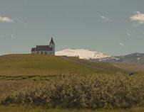 West Iceland, Ararstapi.