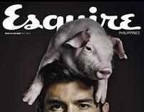 Covers | Esquire PH
