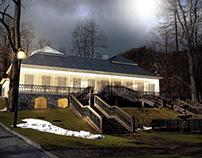 Museum of Skiing and Mountaineering in Kuźnice,Zakopane