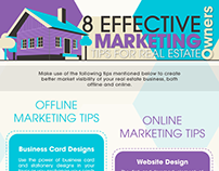 8 Effective Marketing Tips for Real Estate Owners