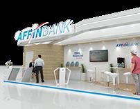 AFFINBANK booth