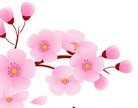 FloralEscape Logo Development