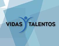 IDENTIDAD GRÁFICA | PROGRAMA VIDAS Y TALENTOS