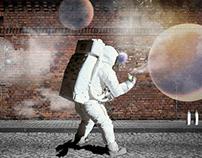 Backstreet Astronaut
