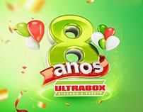 ULTRABOX 8 anos
