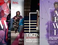 AFWL Posters Set 3, 4, 5, 6