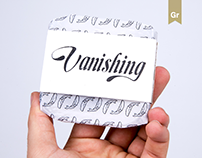 Vanishing Soap