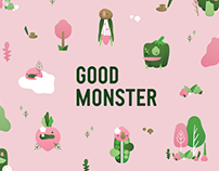 GOOD MONSTER