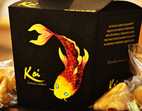 Koi's Fortune Cookie Box
