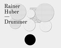 Rainer Huber — Drummer