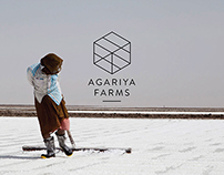 Agariya Farms - Branding and Packaging Design