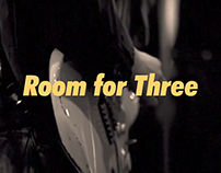 Room for Three · Live Session 2016