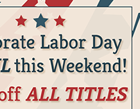 International Living Labour Day Web Banners 2015