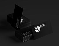 Gonzalo Galván Composer - Brand Identity