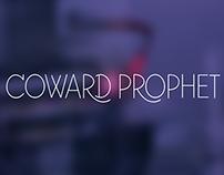 Coward Prophet font_Jonah