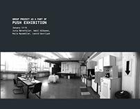 Case Study: Critical Design   CrD - Push Exhibition
