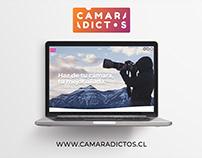 Sitio Web Camaradictos