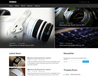 Technology News Blog Site