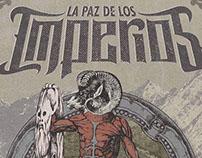 La Paz de los Imperios gig poster