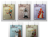 Medieval Days of Castro Marim Illustrations 2016