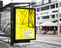 Boston Design Week Advertising Campaign