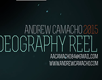 Videography Reel 2015