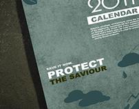 Calendar - Protect the Saviour