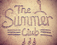 The Summer Club - Logo 2015
