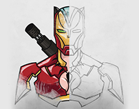 Civil War - Team IronMan