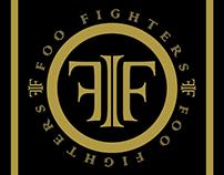 Foo Fighters Logo Design