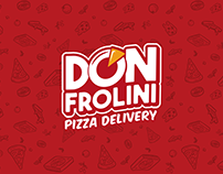 Don Frolini - pizza delivery