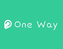 One Way ( Talk to strangers )