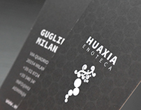 Graphic Business Card HUAXIA