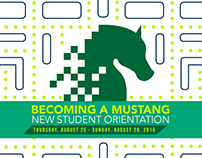 New Student Orientation - Becoming a Mustang