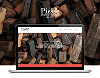Piesse Grafica & Stampa - Print Studio // Webdesign