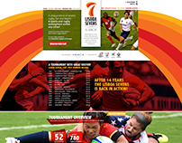 Lisboa Sevens Website