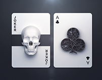 Webshocker Playing cards