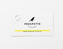 Prospetto Caffetteria