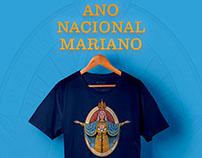 Camiseta | Ano Nacional Mariano