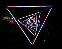Echoes - Light Installation