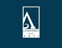 L'Universo delle Arti | LOGO DESIGN