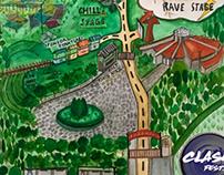 Festival Map