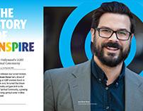 INSPIRE Magazine Article