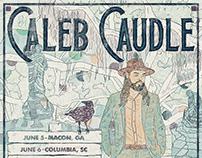 Caleb Caudle Tour 2019