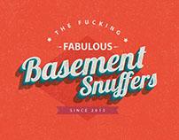 Grafikdesign / Logoentwicklung The Basement Snuffers