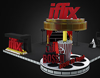 iflix Activation Booth