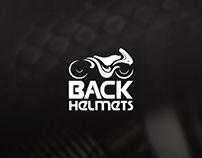 Logo Design I Back Helmets