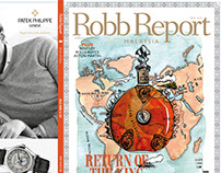 Robb Report Malaysia, July 2016